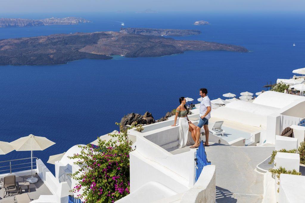 Romantic Greek Island