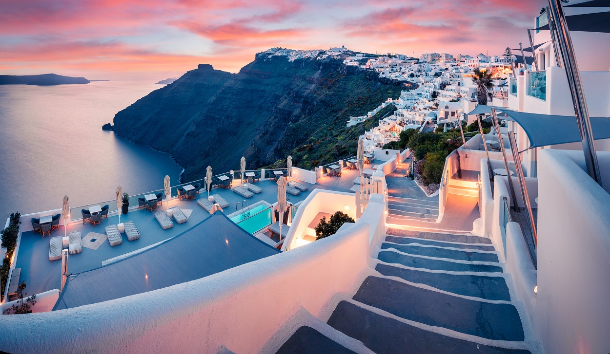 luxurious travel
